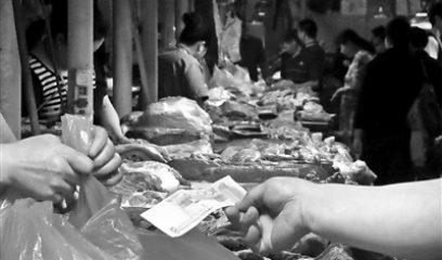 """肉价打破""""赚平赔""""三年周期:谁在操控猪肉价格?"""