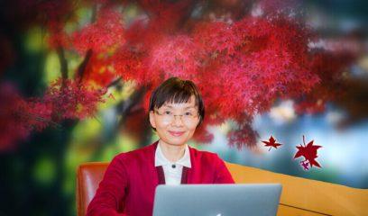 典雅幽兰 不输儿男——镜头下的大华农副董事长兼总经理陈瑞爱