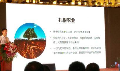 春风玉露一相逢,胜却人间无数!当孤独的畜牧遇上了互联网和金融——薛素文精彩演讲!