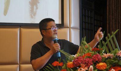 张壮志在2017年全国包虫病防控技术研讨会上作报告