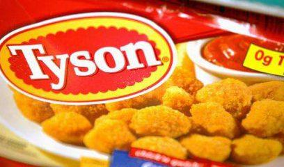 泰森食品:贸易战累及猪肉和鸡肉业务
