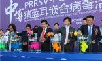 重磅!中博生物猪繁殖与呼吸综合征嵌合病毒活疫苗(PC株)媒体发布会在武汉隆重举行