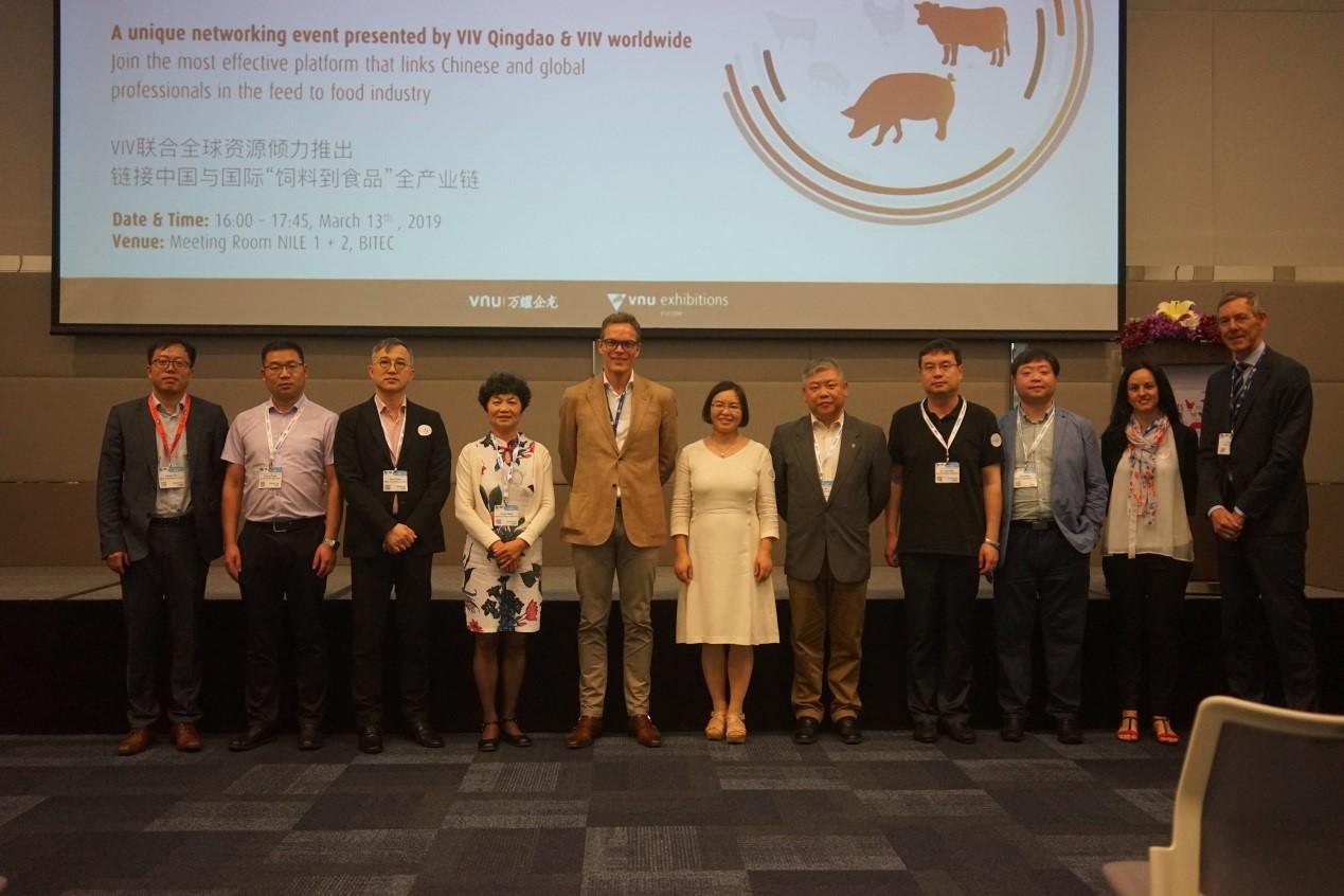 VIV Qingdao带领中国畜牧联动国际,2.0版本全新升级亮相泰国曼谷