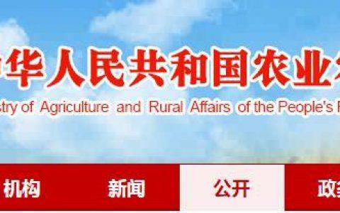 农业农村部六月份全国500个县集贸市场畜产品和饲料价格情况