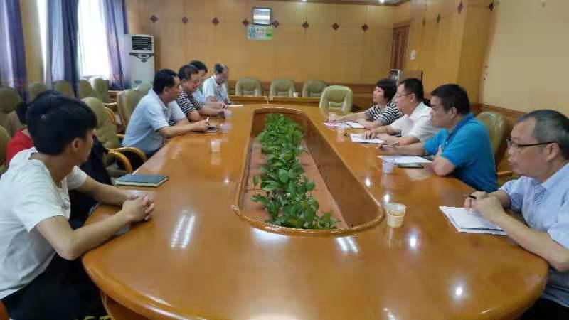 广西—工作组进驻玉林开展非洲猪瘟防控工作指导