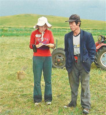 """辛晓平:草原之美  数字牧场的""""领头羊"""""""