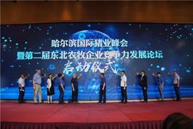 哈尔滨国际猪业峰会关注复养,防控、饲料、育种、养殖等新思路新方法助力产能恢复!