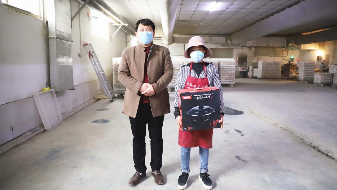 """第三届""""惠中杯""""满意禽业新流法免疫技能大赛"""